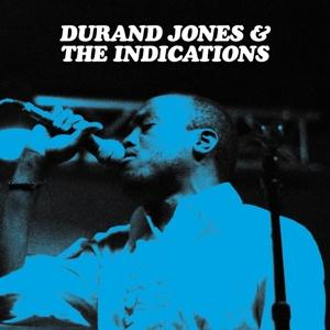 DURAND JONES & THE INDICATIONS, JONES, DURAND & THE INDICATIONS, CD, 0656605145723