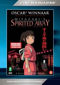 SPIRITED AWAY, MOVIE, DVD, 5410504967269