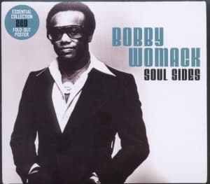 SOUL SIDES, WOMACK, BOBBY, CD, 0698458752727