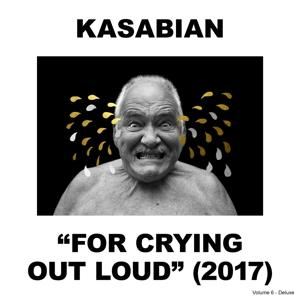 FOR CRYING OUT LOUD -DELUXE-, KASABIAN, CD, 0889854212728