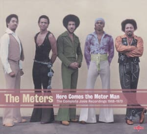 HERE COMES THE.. -DELUXE-, METERS, CD, 0803415762729