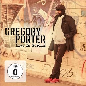 LIVE IN BERLIN, PORTER, GREGORY, C+A, 5051300207328