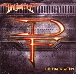 POWER WITHIN, DRAGONFORCE, CD, 5060156657546
