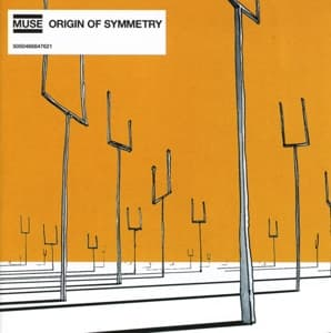 ORIGIN OF SYMMETRY, MUSE, CD, 5050466847621