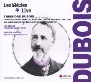 CONCERTO POUR PIANO NO 2, V. WAGNER LES SIECLES, CD, 3149028017625
