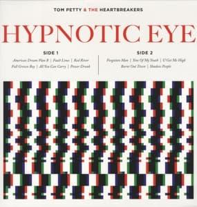 HYPNOTIC EYE, PETTY, TOM, LP, 0093624935773