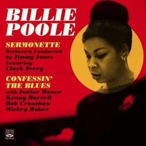 SERMONETTE/CONFESSIN' THE BLUES, POOLE, BILLIE, CD, 8427328607742