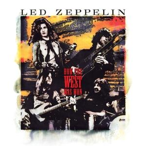 HOW THE WEST WAS WON, LED ZEPPELIN, CD, 0603497862788