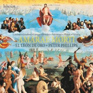 AMARAE MORTI, EL LEON DE ORO PETER PHILLIPS, CD, 0034571282794