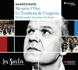 RAVEL CONTES DE MA MERE L OYE, ROTH & LES SIECLES, CD, 3149020528129