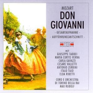 DON GIOVANNI, MOZART, W.A., CD, 4032250078139