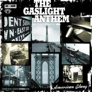 AMERICAN SLANG, GASLIGHT ANTHEM, LP, 0603967141818