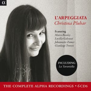 L ARPEGGIATA - THE COMPLETE ALPHA R, PLUHAR, CHRISTINA, CD, 3760014198182