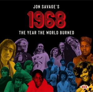 1968, SAVAGE, JON.=V/A=, CD, 0029667092821