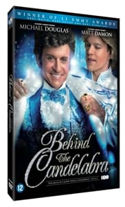 BEHIND THE CANDELABRA, MOVIE, DVD, 8715664108215