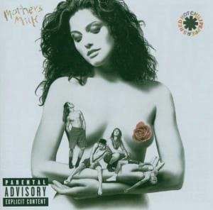 MOTHER S MILK, RED HOT CHILI PEPPERS, CD, 0724354037825