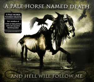 a pale horse named death cracks in the walls lyrics