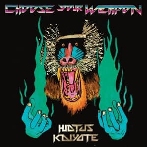 CHOOSE YOUR WEAPON, HIATUS KAIYOTE, CD, 0888750624826