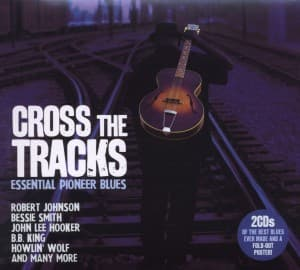CROSS THE TRACKS, VARIOUS, CD, 0698458751829