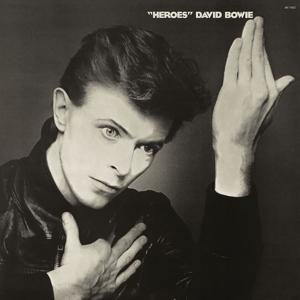 HEROES -REISSUE-, BOWIE, DAVID, LP, 0190295842840