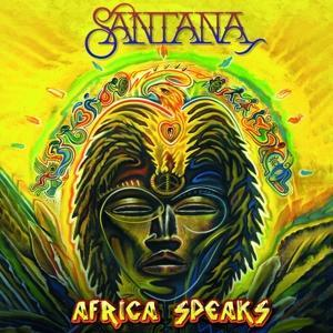 AFRICA SPEAKS, SANTANA, CD, 0888072090842