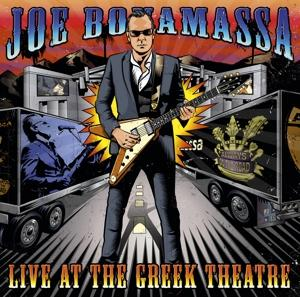 LIVE AT THE GREEK THEATRE, BONAMASSA, JOE, CD, 0819873013846