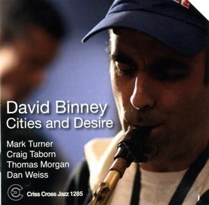 CITIES AND DESIRE, BINNEY, DAVID, CD, 8712474128525