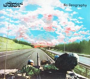 NO GEOGRAPHY, CHEMICAL BROTHERS, CD, 0602577286858