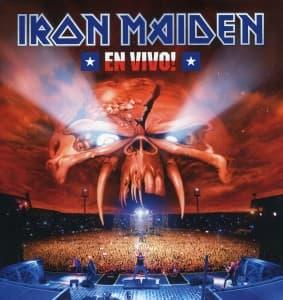 EN VIVO! -LIVE- [PD], IRON MAIDEN, LP, 5099930158719