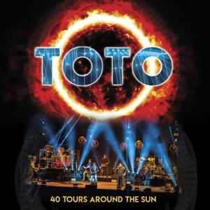 40 TOURS AROUND THE SUN (LIVE AT ZI, TOTO, CD, 5034504168824
