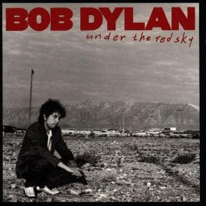 UNDER THE RED SKY, DYLAN, BOB, CD, 5099746718824