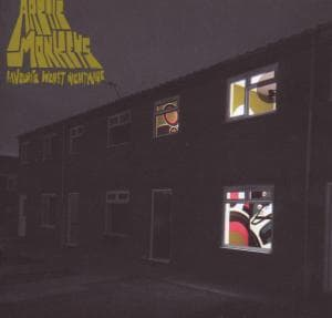 FAVOURITE WORST NIGHTMARE, ARCTIC MONKEYS, CD, 5034202018841
