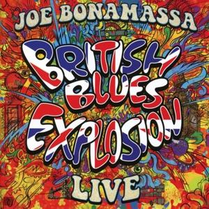 BRITISH BLUES EXPLOSION LIVE, BONAMASSA, JOE, CD, 0819873016885