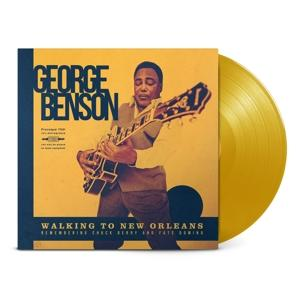 WALKING TO.. -COLOURED-, BENSON, GEORGE, LP, 0819873018889