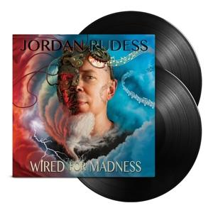 WIRED FOR MADNESSMADNESS / DREAM THEATER KEYBOARDIST, RUDESS, JORDAN, LP, 0819873018896