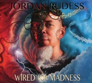 WIRED FOR MADNESS -DIGI-, RUDESS, JORDAN, CD, 0819873018902