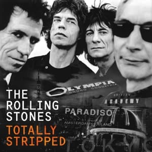 TOTALLY STRIPPED, ROLLING STONES, DVD, 5034504909090