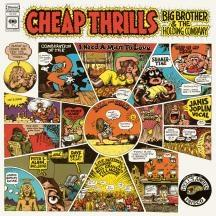 CHEAP THRILLS, BIG BROTHER & THE HOLDING, LP, 0190758749914