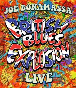 BRITISH BLUES EXPLOSION LIVE, BONAMASSA, JOE, Blu-ray, 0819873016915