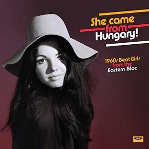 SHE CAME FROM HUNGARY!, VARIOUS, LP, 0029667007917