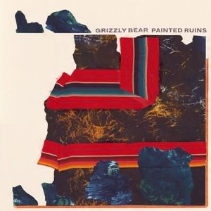 PAINTED RUINS, GRIZZLY BEAR, LP, 0889854357917