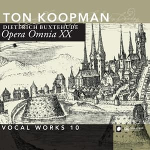 OPERA OMNIA XX - VOCAL WORKS 10, KOOPMAN, TON / AMSTERDAM BAROQUE OR, CD, 0608917225921