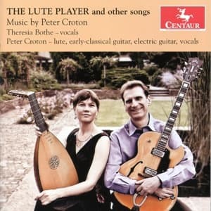THE LUTE PLAYER AND OTHER SONGS, BOTHE/CROTON/VON GIERKE/ENDERLE, CD, 0044747320922