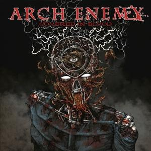 COVERED IN BLOOD, ARCH ENEMY, CD, 0190759105924