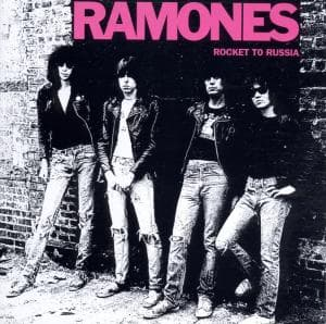 ROCKET TO RUSSIA + 5, RAMONES, CD, 0081227430924