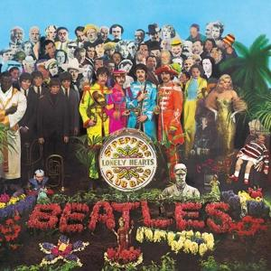 SGT PEPPER S LONELY HEARTS CLUB BAN, BEATLES, ECD, 0094638241928
