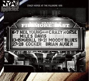 LIVE AT FILLMORE EAST, YOUNG, NEIL, CD, 0093624442929