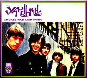 THE YARDBIRDS - SMOKESTAKE LIGHTNIN, YARDBIRDS, THE, CD, 0698458754929