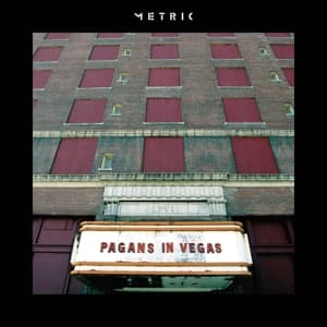 PAGANS IN VEGAS, METRIC, LP, 5060186929415