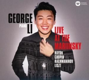 LIVE AT THE MARIINSKY, LI, GEORGE, CD, 0190295812942